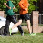 ジョギングで心拍数150にすぐ上がる。これって変?目安はどのくらい?