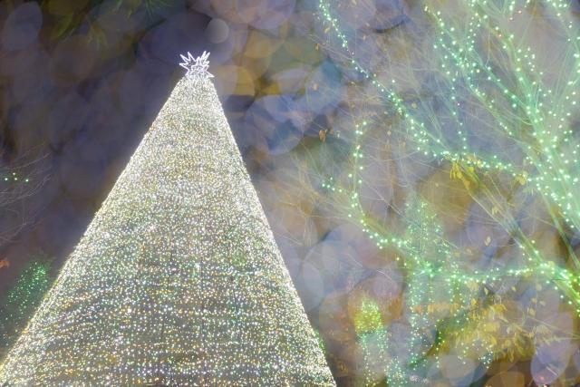 クリスマスお台場イルミネーションの時間は?観覧車からの夜景はどう?