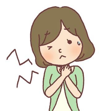 喉に違和感 異物感がある時は何科を受診?胃カメラで原因がわかる?