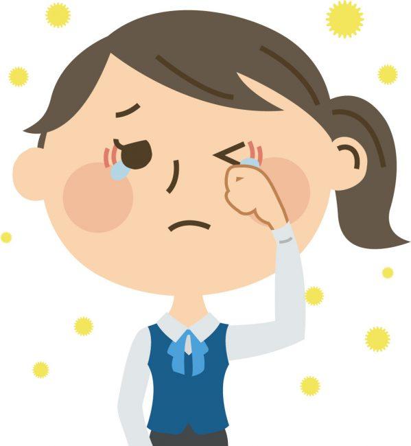 花粉で目がかゆい時の応急処置!目が痒くなる原因と対処法おすすめ