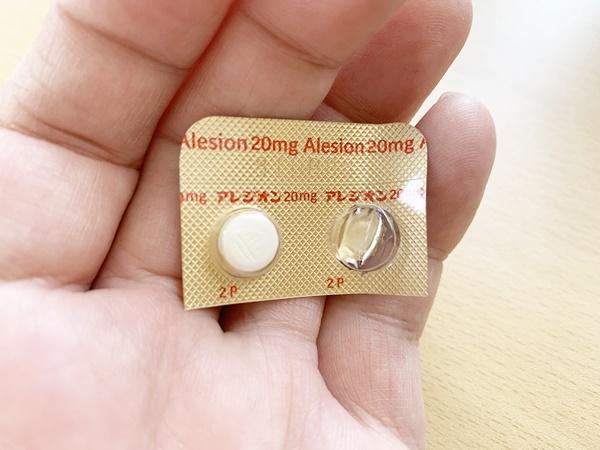 花粉症 錠剤