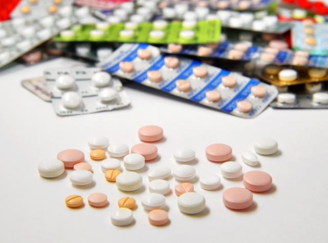 錠剤の画像