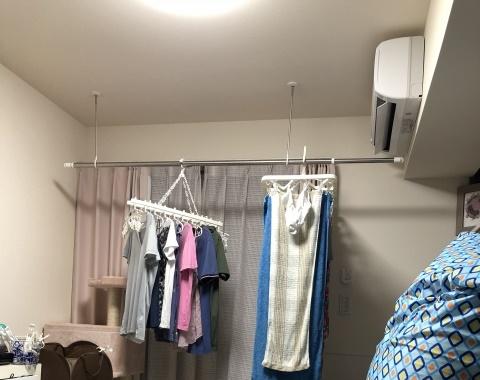 部屋干しに暖房使って匂いが気になるならこの方法を試してみよう!