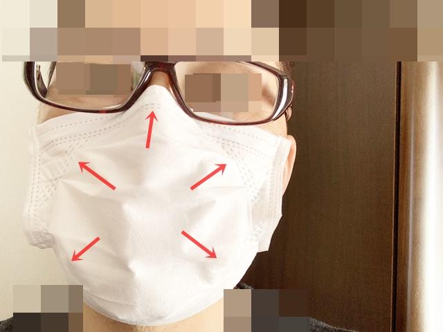 フィットマスクつけてみた