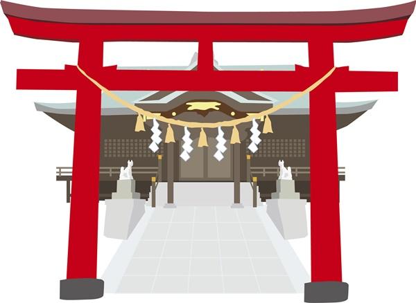 自分の産土神社