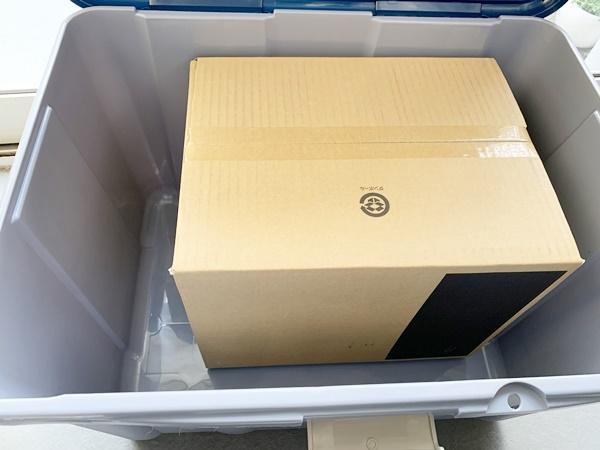 自作宅配ボックス 大きさ