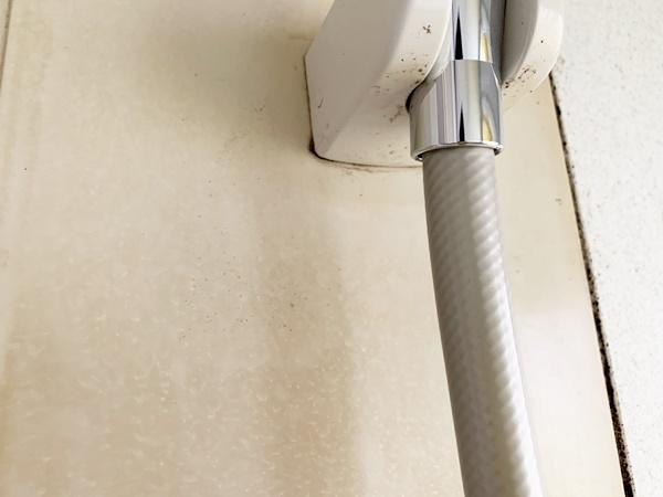 風呂場のシャワー 水漏れ