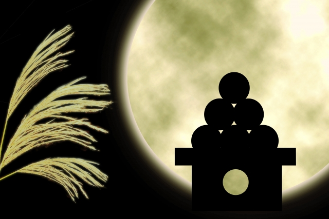 お月見のお団子乗せる台の台と飾りの意味!団子お供えする理由わかる?