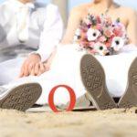 結婚式の前撮りアルバムを手作り!タイトル例とおすすめレイアウト