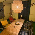 グランピング静岡で大人数で宿泊できる場所はココ!料金相場と口コミあり