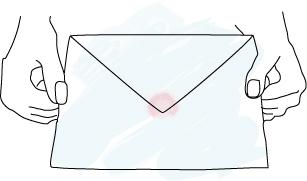 結婚式の招待状を手渡しって迷惑?日取りや渡すときの上手な言葉とは