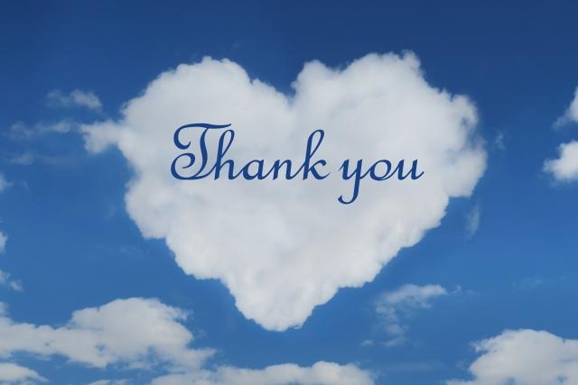 「いつもありがとう!」を英語で恋人に伝えたいフレーズ集