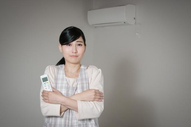 エアコンの暖房が設定温度にならない!推奨温度は何度?28度は高い?