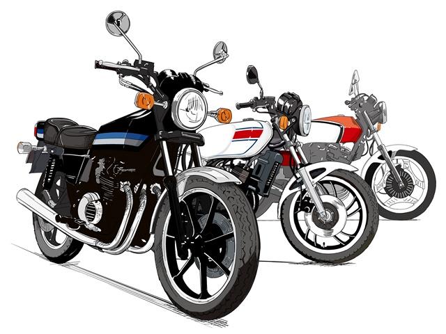 中型バイクの重さはどのくらい?何ccからが中型で正式名称についても解説
