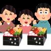 東北地方はおせちをいつ食べる風習なのか?新潟・関西でこうも違いますよ。